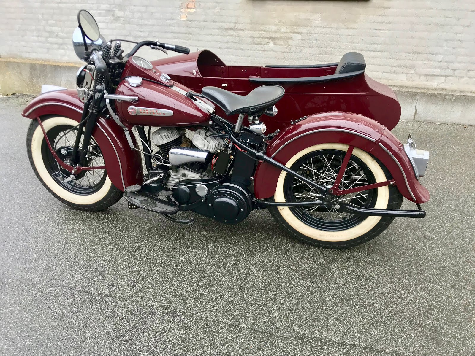 JAMESVILLE '49 WL FLATHEAD