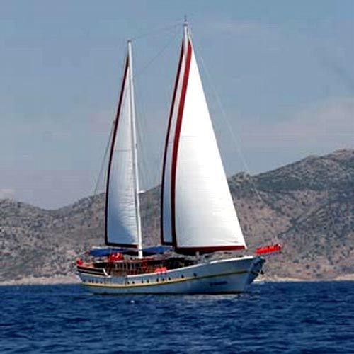 Turkey Sailing Vacations