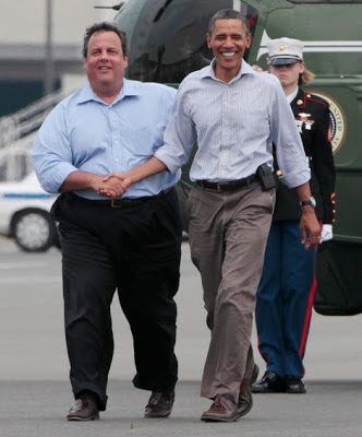 Gov. Christie: Obama has been 'outstanding'