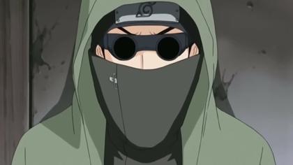 อาบุราเมะ ชิโนะ (Aburame Shino) @ Naruto