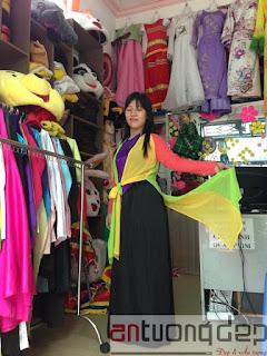 bán trang phục tứ thân giá rẻ