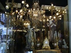 Luminárias do Rellicário
