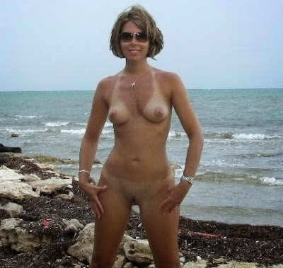 middle aged nude lesbian nipple play