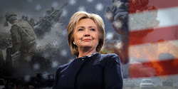 ✓ Go home, Hillary!