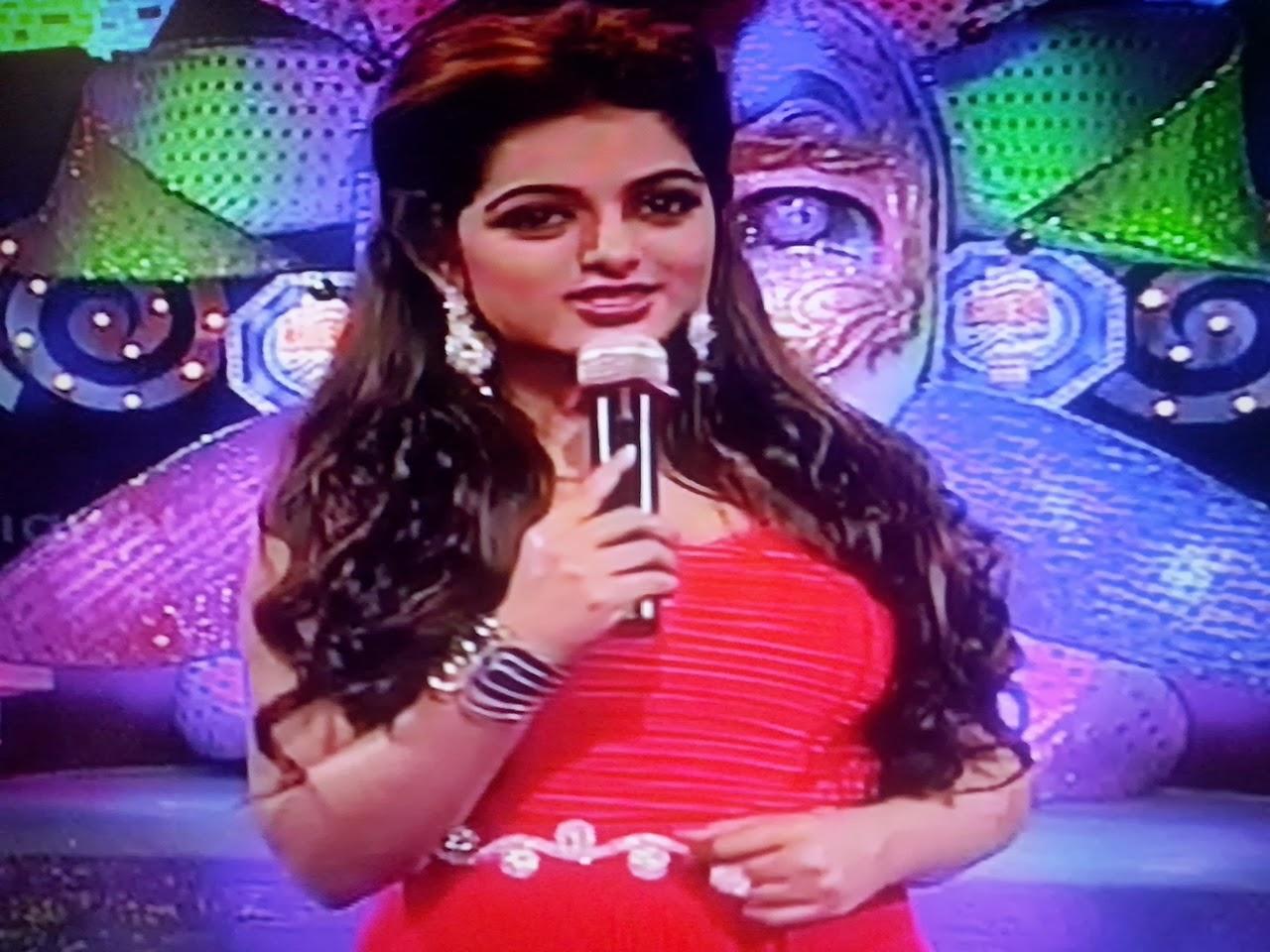 Rimi Tomy and Anchor Meera - malayalam serial actress hot photo ...