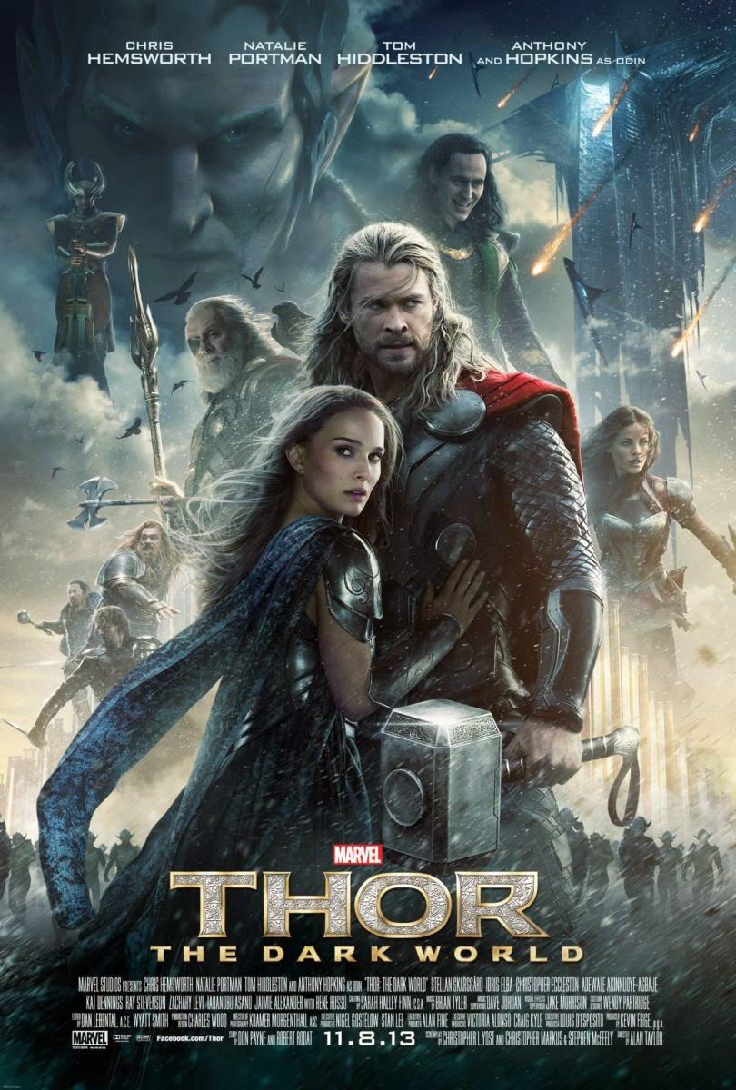 Thor, mundo, oscuro, Alan, Taylor
