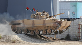 Myanmar Buying BMP-3 Amphibious infantry fighting vehicle