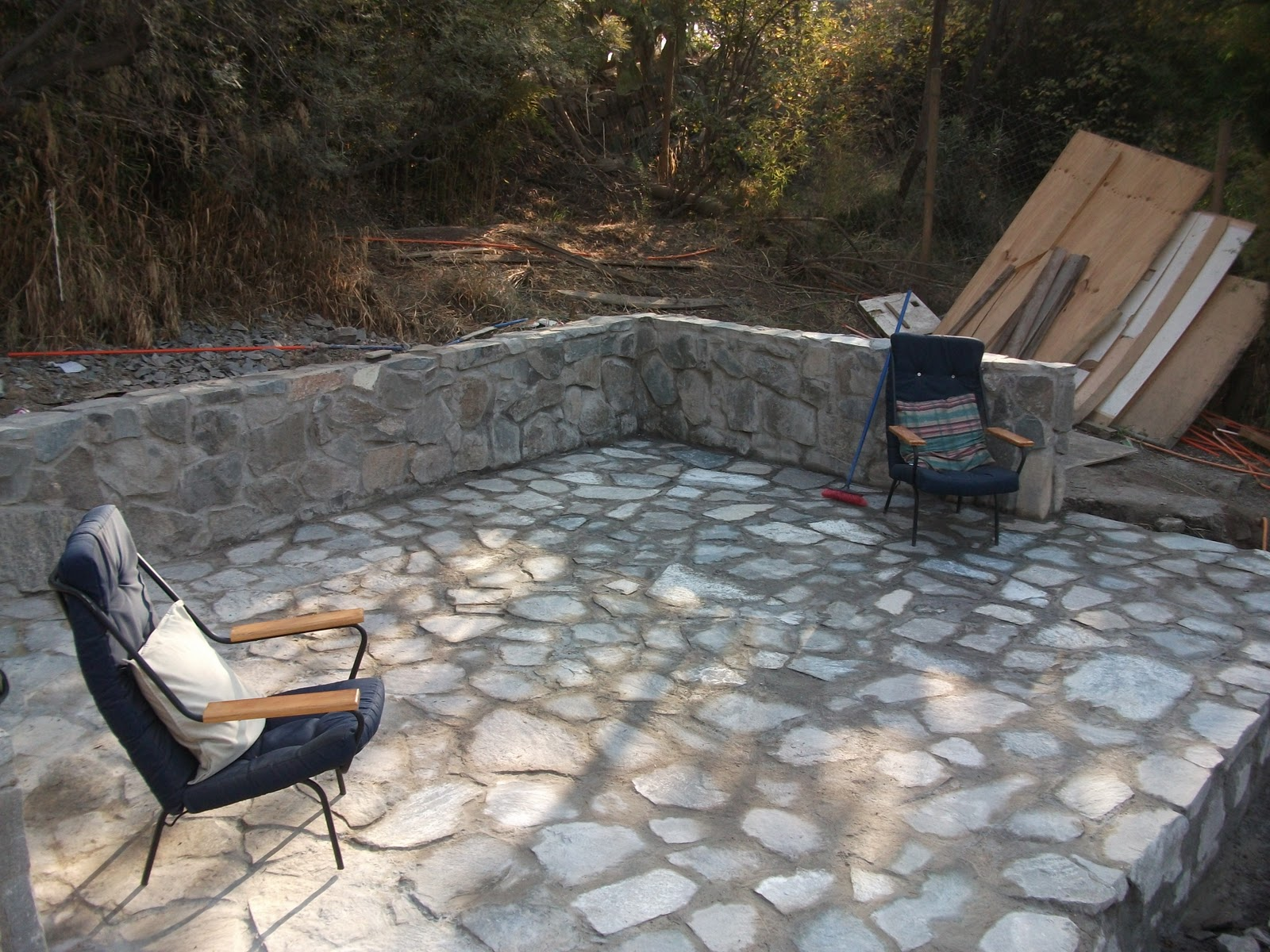 Pisos de piedra imagui for Pisos de piedra para terrazas