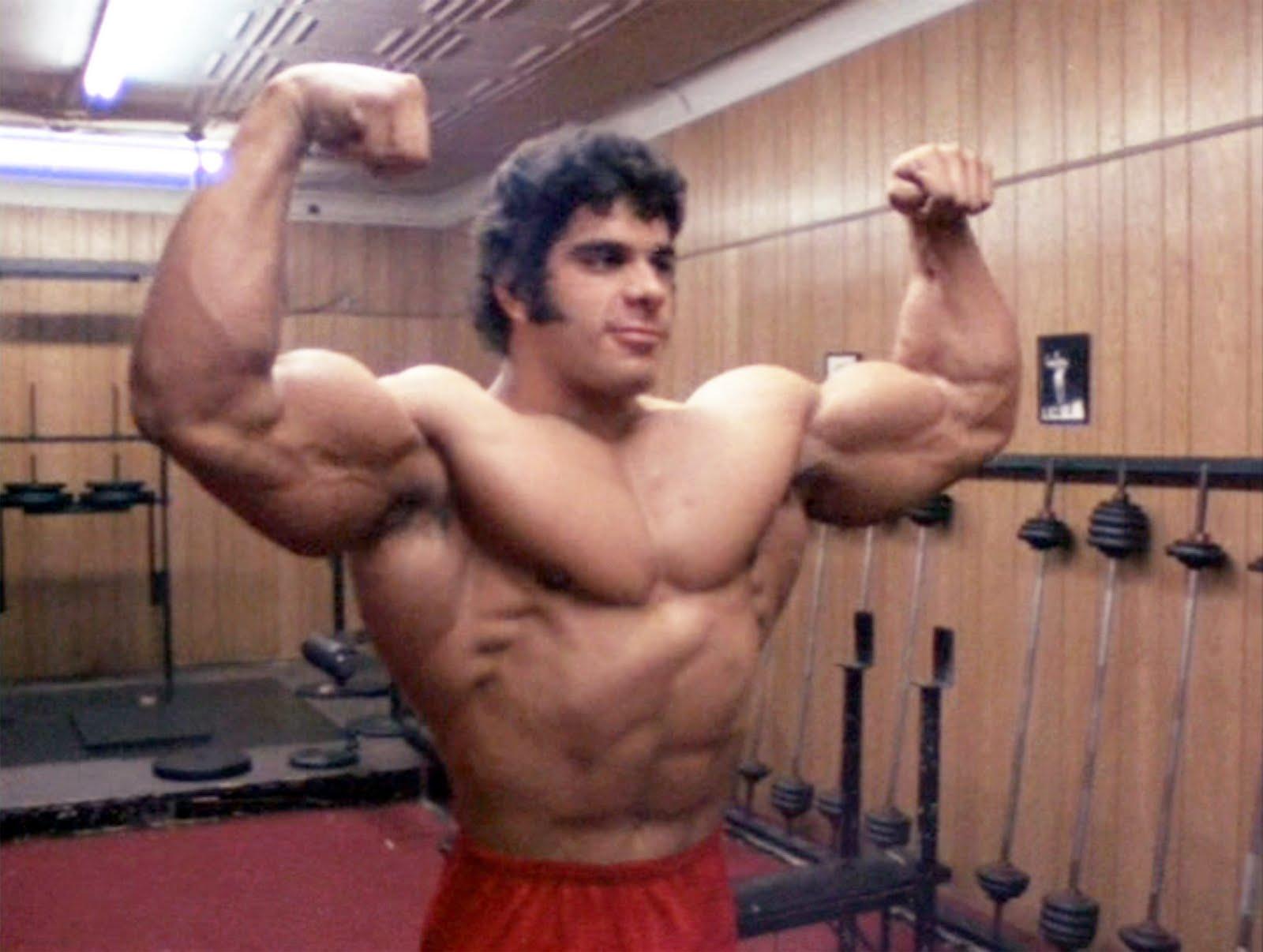 Lou Ferrigno Vs Arnold Schwarzenegger Pumping Iron