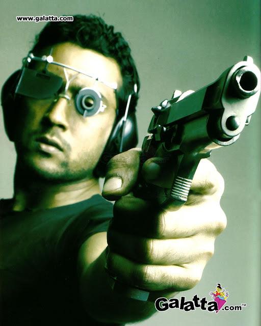 Surya in 'Ghajini' Movie