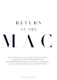 Elle Macpherson Cover Harper's Bazaar Australia8