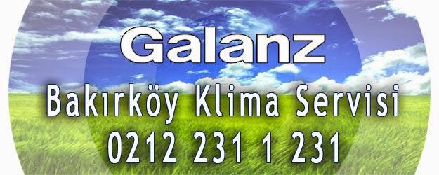Galanz Bakırköy Klima Bakımı
