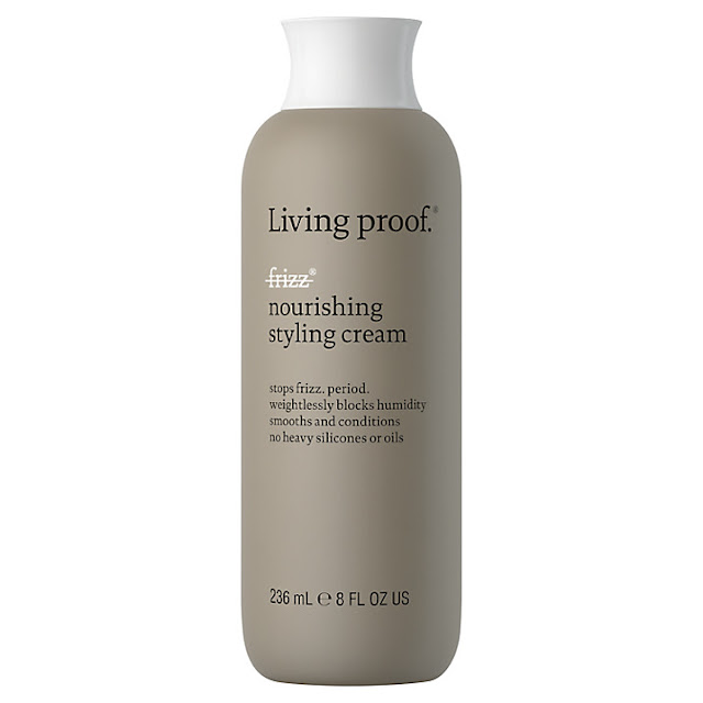 living proof style cream review, best hair for no frizz,