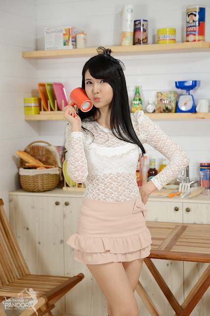 2 Sexy Cha Sun Hwa-Very cute asian girl - girlcute4u.blogspot.com