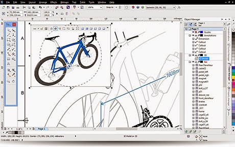 CorelDRAW Technical Suite X7 17.4 crack