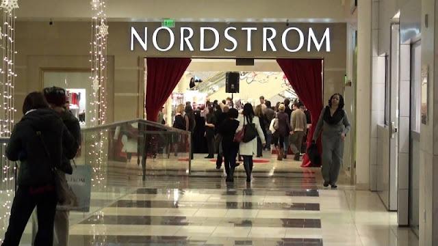 Loja Nordstrom no Westfield San Francisco Centre