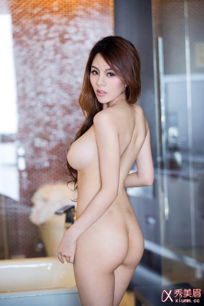 bugil model chinese nude