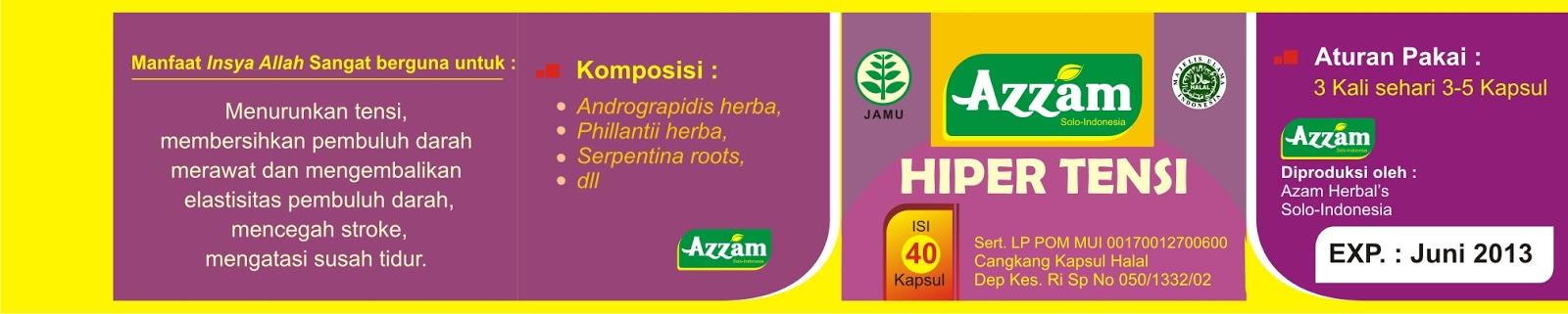 hipertensi http://azzamherba.blogspot.com/2011/11/brosur-catalog-azam-herba.html