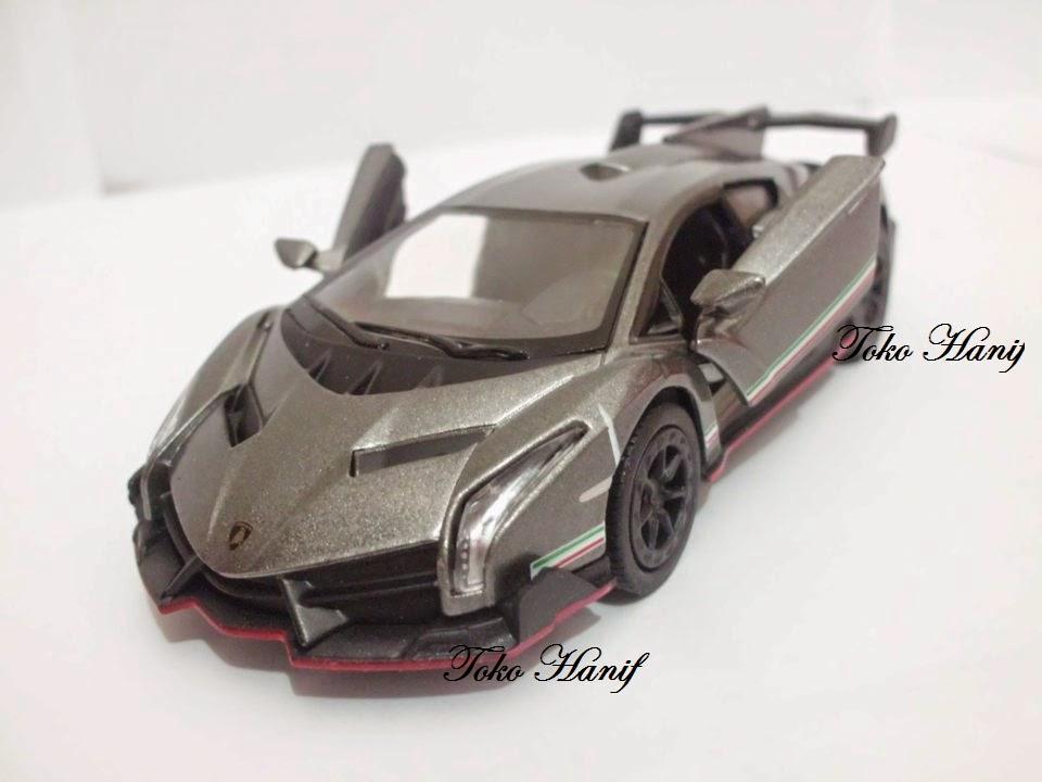 HOT PRODUCT (Lamborghini Veneno Abu2 kehitaman)