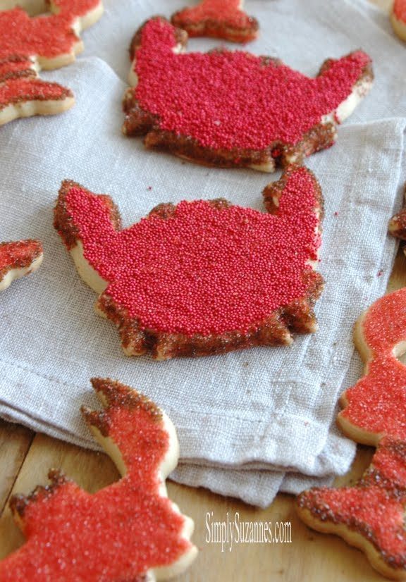 Summer sugar cookies!