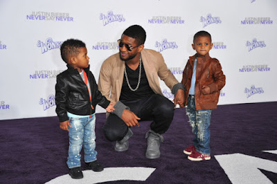 KayKiSpeaks.com: Usher to Judge- Dont Let Tameka Take My Kids!