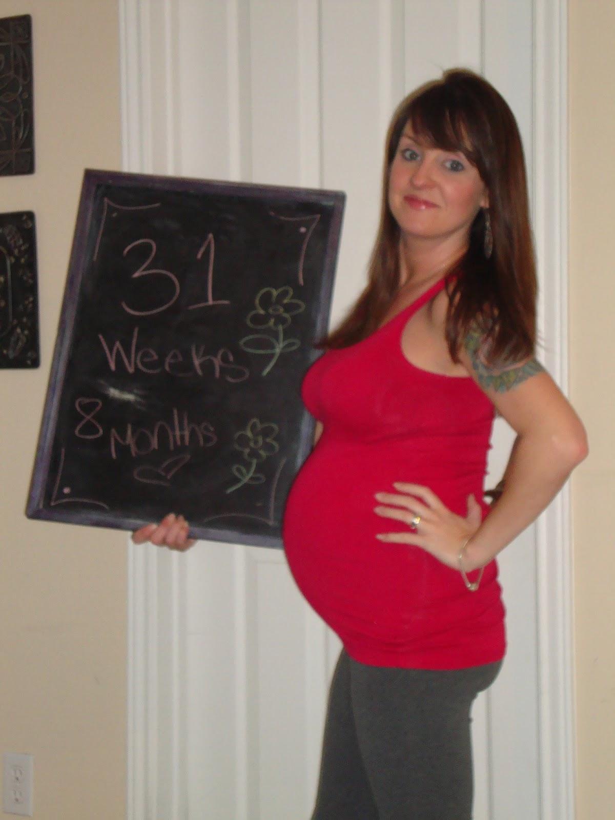 Amici Bello: 31 Weeks Pregnant