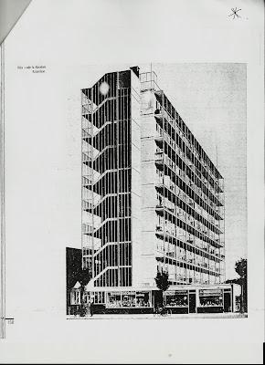Historia de la arquitectura moderna edificio bergpolder for Historia de la arquitectura moderna