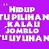 Kata-Kata Mutiara Cinta Bahasa Sunda Baru