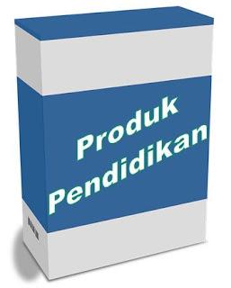 Integrasi Materi dan Metodologi, Produk Pendidikan