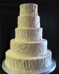 Freezing An Iced Wedding Cake