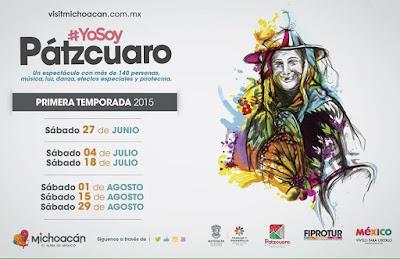 Horarios de Yo Soy Pátzcuaro