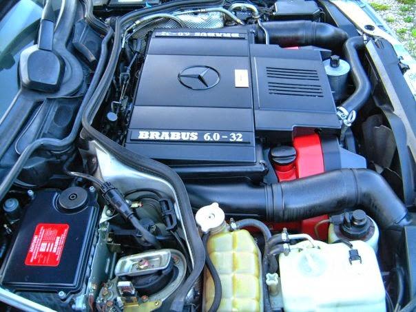 w124 brabus engine