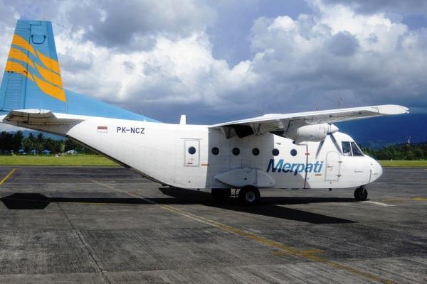 Merpati Nusantara Airlines, CN-212. ZonaAero