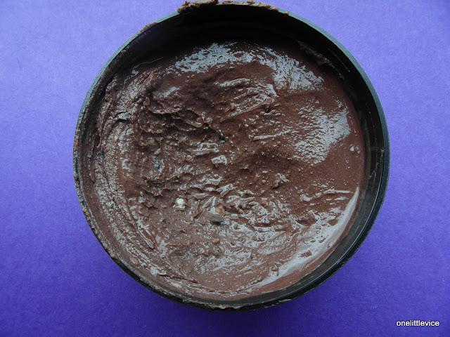 natural face mask for oily combination skin gentle chocolate absorb oil balancing