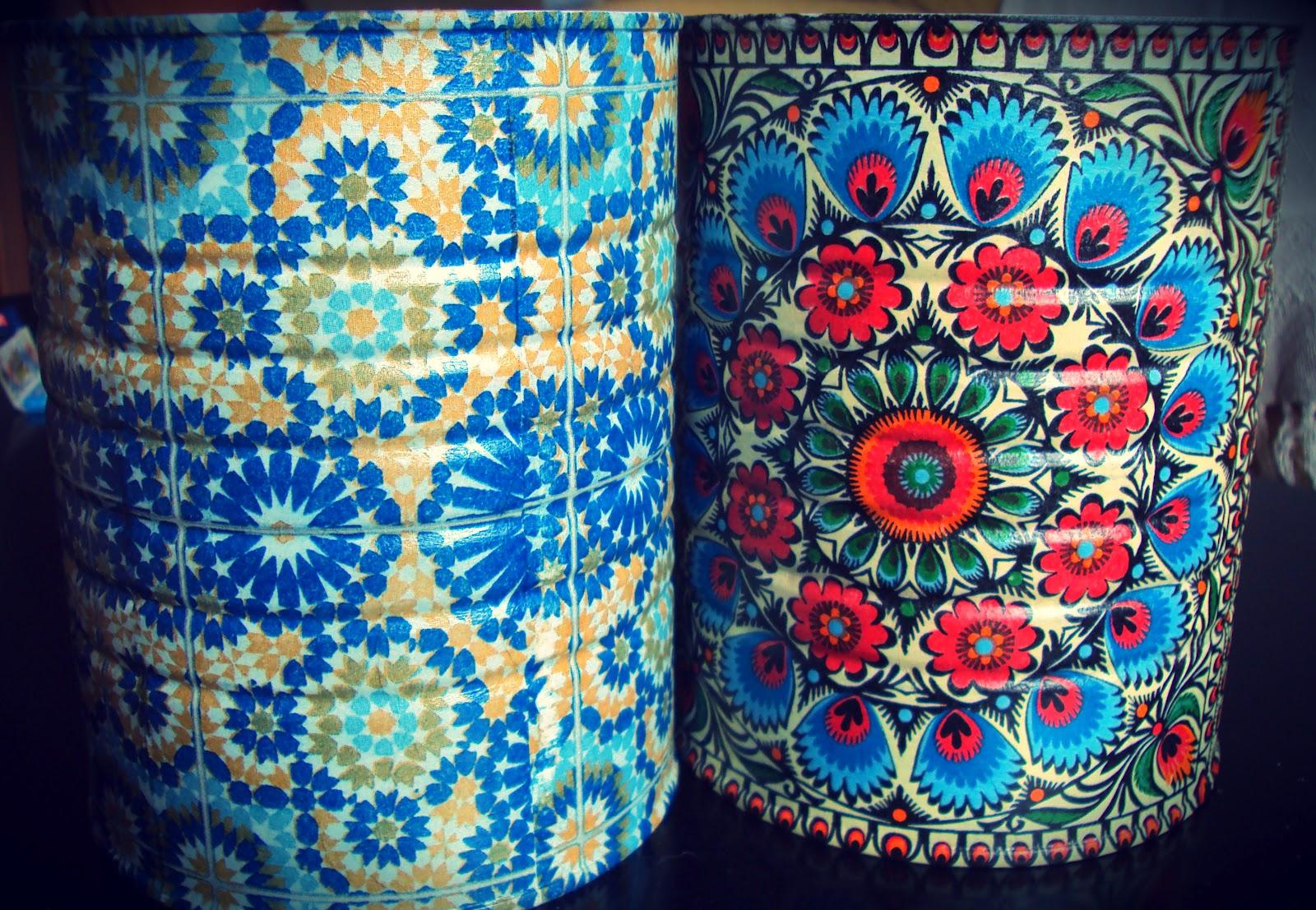 Decorocomoloko reciclando latas de papiullas para hacer - Servilletas decoradas de papel ...