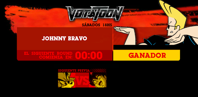 Votatoon - Johnny Bravo