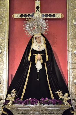 Nuestra Señora de la Soledad. Noviembre de 2015. León. Foto G. Marquez