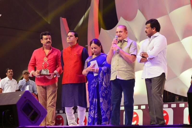 Santosham 12th Anniversary Awards 2014 | Photos