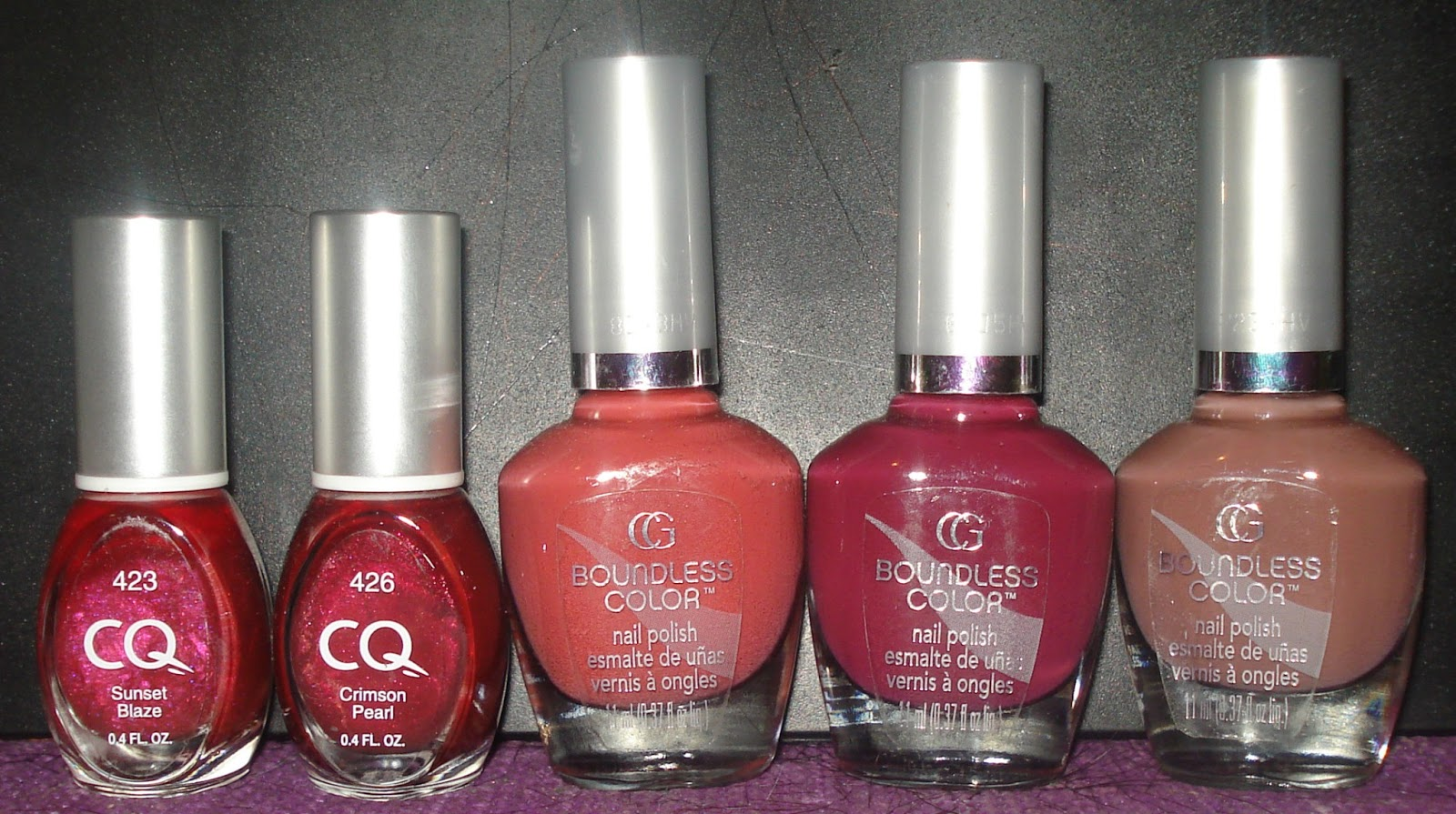 Belem\'s Beauty: Collective Nail Polish Haul!