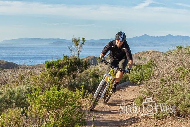 Mountain Biking in Montana De Oro, California