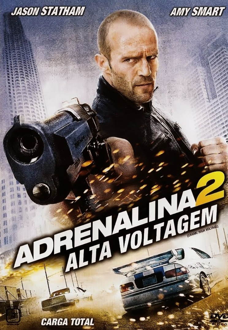 Adrenalina 2: Alta Voltagem – Dublado (2009)