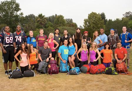 The Amazing Race Season 23 Cast Pic