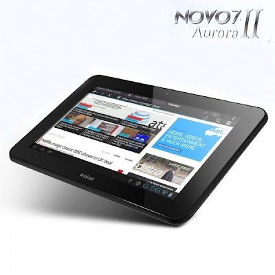Ainol Novo 7 Aurora ll - Harga Spesifikasi Tablet Android Dual Core 1 Jutaan - Berita Handphone