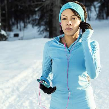 10 Blazing Fast Tracks to Help You Burn Off That Winter Chill