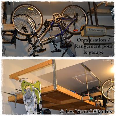 Les stars filantes organisation et rangement dans la maison - Barre de rangement garage ...
