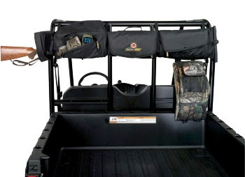 NRA by Moose Utility Division Speciality UTV Gun Case