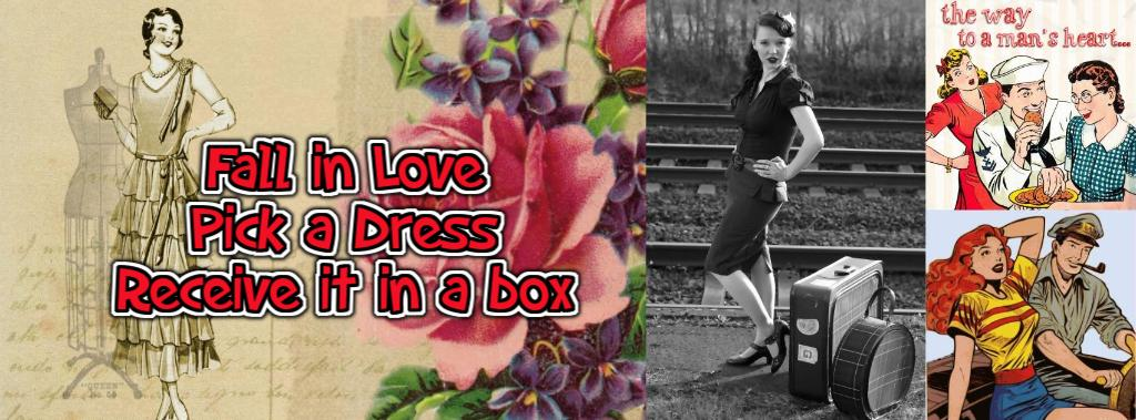 Love Dress Box
