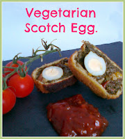 Vegetarian Scotch Egg