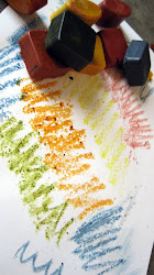 Veggie Baby Crayons