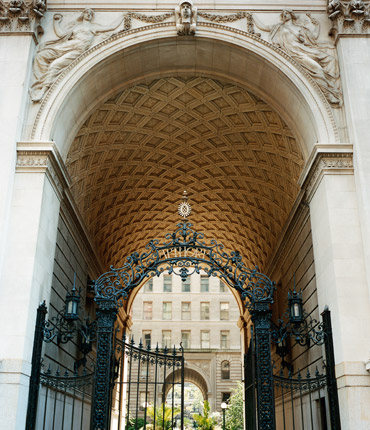 Place - The Apthorp, NYC